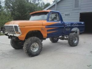 eric baldino truck