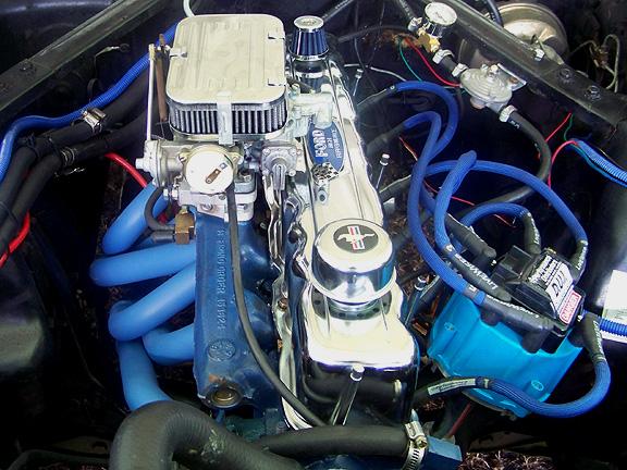 240 300 I6 Engines