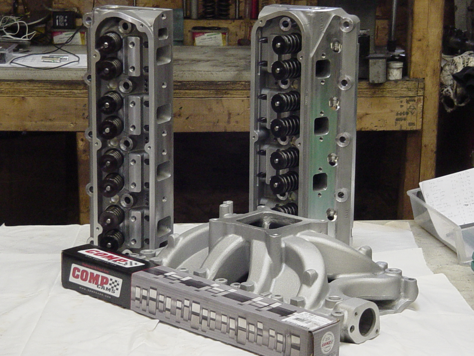 351w Power Kits | Barnett High Performance