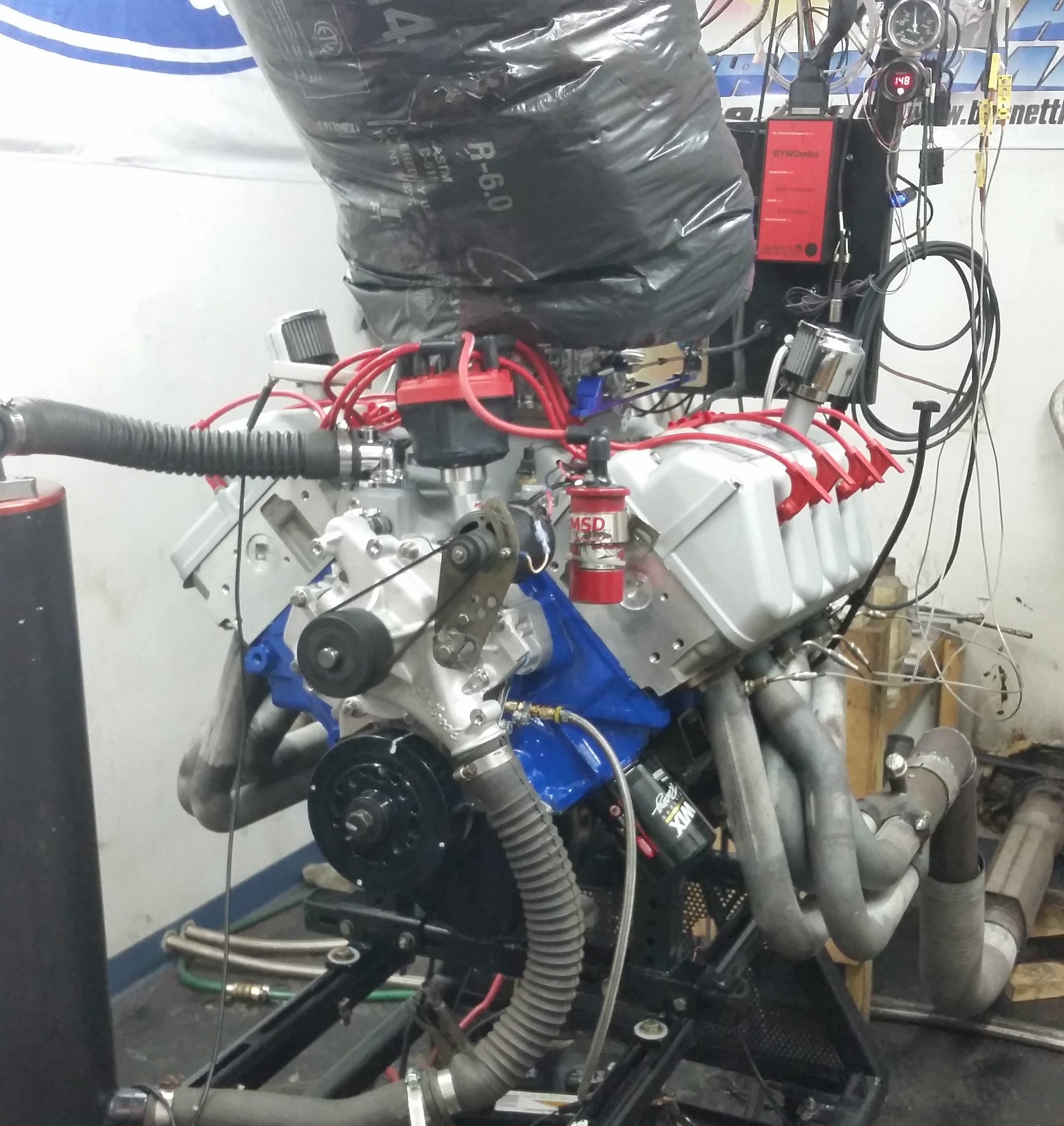 429 Boss Complete Engines | Barnett High Performance