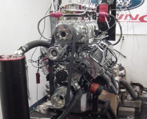 Custom Engine & High Performance Motors: Laingsburg, MI: Barnett