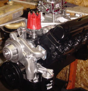 430-462 MEL Complete Engines | Barnett High Performance