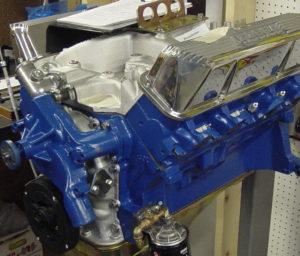390-428 FE Complete Engines | Barnett High Performance